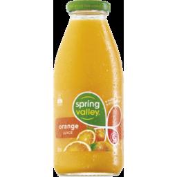 Photo of Spring Valley Juice 375ml Orange