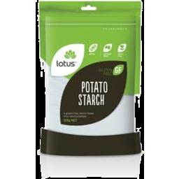 Photo of Lotus Potato Flour Gluten Free 500g