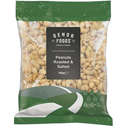 Photo of Genoa Peanut Roasted Salted 600g