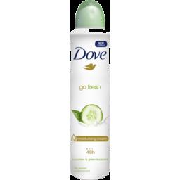 Photo of Dove Ap Grn Tea Cucumber 250ml