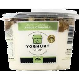 Photo of Yoghurt Shop Apple Crumble 500gm