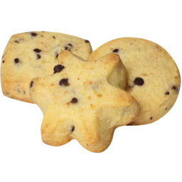Photo of Chocolate Chip Shortbread 10 Psck