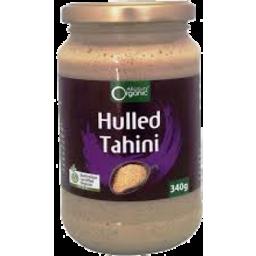 Photo of Absolute Organic Tahini Hulled 340g