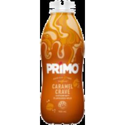 Photo of Primo UHT Milk Caramel Crave 500ml