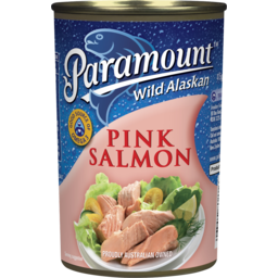 Photo of P/Mount-Pink Salmon 415g