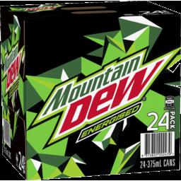 Photo of Mountain Dew 24x375ml