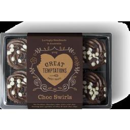 Photo of Great Temptation Chocolate Swirls (300g)