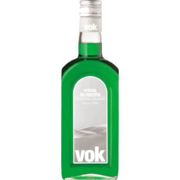 Photo of Vok Creme De Menthe Liquer 500ml