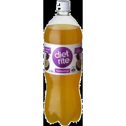 Photo of Diet Rite Passionfruit 1.25