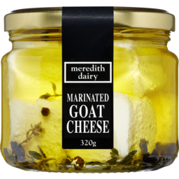 Photo of Meredith Dairy Goats Feta Marinated 320g