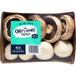 Photo of Chefs Choice Mushrooms Medley 250g