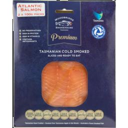 Photo of Cold Smoked Atlantic Salmon 200g