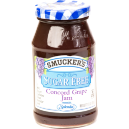 Photo of Smucker's Concord Grape Jam Sugar Free