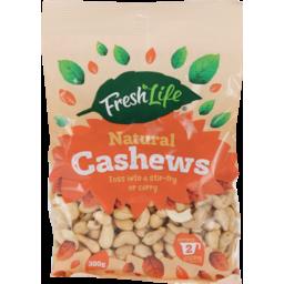 Photo of Fresh Life Cashew Natural 300g