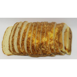 Photo of Sliced Cheese Loaf