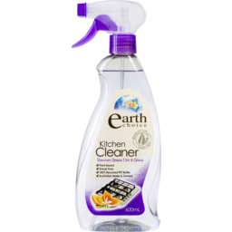 Photo of Earth Choice Kitchen Cleaner 600ml