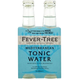 Photo of Fever Tree Mediterranean Tonic Water Bt 200ml