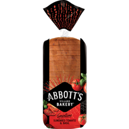 Photo of Abbotts Bread Sundried Tomato & Basil 750gm