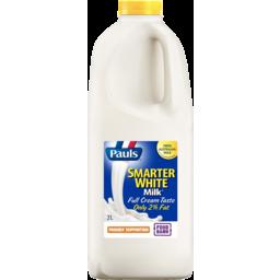 Photo of Pauls Smarter Wht Milk 2 Litre