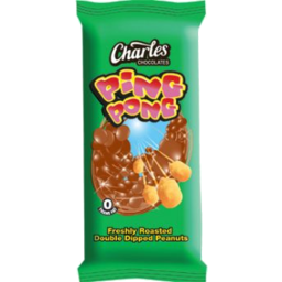 Photo of Charles Chocolate Ping Pong