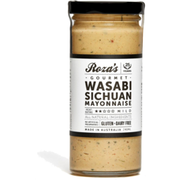Photo of Roza's Gourmet Wasabi Sichuan Mayonnaise
