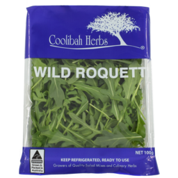 Photo of Coolibah Organic Wild Roquette Prepack 100gm