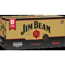 Photo of Jim Beam Gold 7%