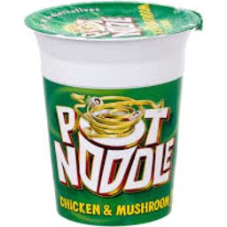 Photo of Pot Noodles Chicken & Mushroom 90g