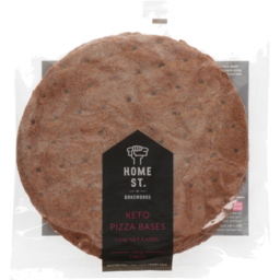Photo of Home St Pizza Bases Keto Low Carb 2 Pack