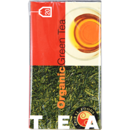 Photo of SPIRAL:SPR Green Teabags 20