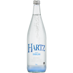Photo of Hartz Mineral Water Lightly Sparkling 750mL