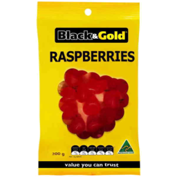 Photo of Black And Gold Raspberries 200gm