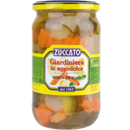 Photo of Zuccato - Giardinera - Mixed Pickles