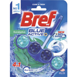 Photo of Bref Blu Active E/Lyptus 50gm