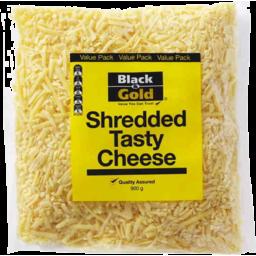 Photo of Black & Gold Cheese Shredded Tasty 900gm