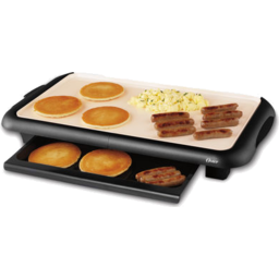 """Photo of Oster Griddle W/Warming Tray 15""""X18"""""""