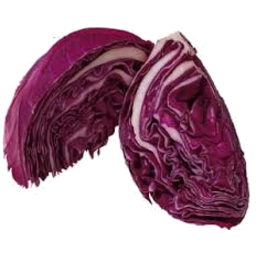 Photo of Cabbage 1/4 Red