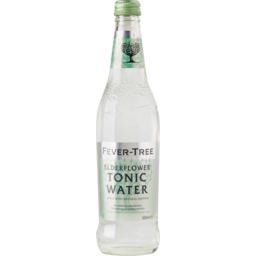 Photo of Fever Tree Elderflower Tonic Water Bottles