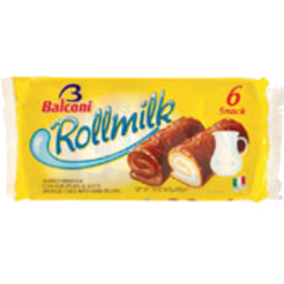 Photo of Balconi Roll Milk 6 Pack