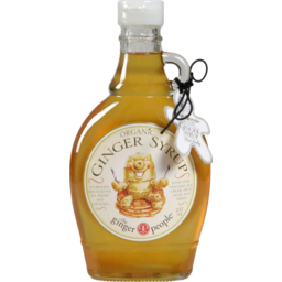 Photo of Gin Gin Ginger Syrup 237ml