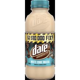 Photo of Dare Iced Coffee White Choc Mocha 500ml
