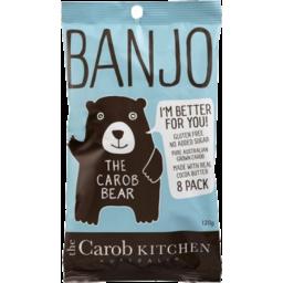 Photo of Banjo The Carob Bear