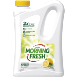 Photo of Morning Fresh Dishwasher Powder Lemon 1kg