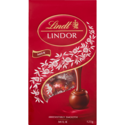 Photo of Lindt Lindor Irresistibly Smooth Milk 125g