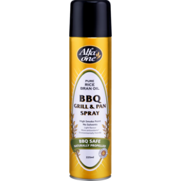 Photo of Alfa One BBQ, Grill And Pan Spray 225ml