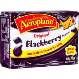 Photo of Aeroplane Jelly Blackberry 85gm