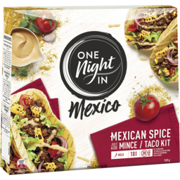 Photo of Onim Mexican Beef Taco Kit 520gm