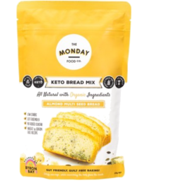 Photo of The Monday Food Co - Keto Bread Mix - Almond Multi Seed - 330g