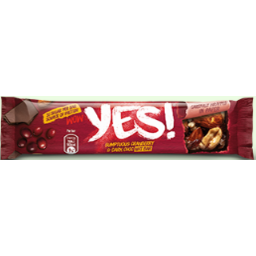 Photo of Yes Nut Bar Cranberry & Almond 35g