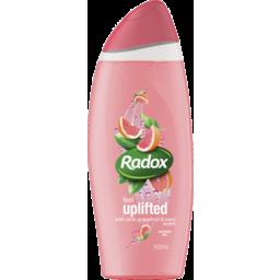 Photo of Radox Shower Gel Feel Uplifted 500ml
